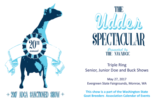 The Udder Spectacular 2017 Show